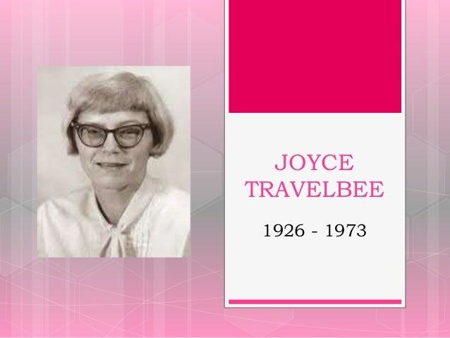 JOYCE TRAVELBEE 1926 - 1973