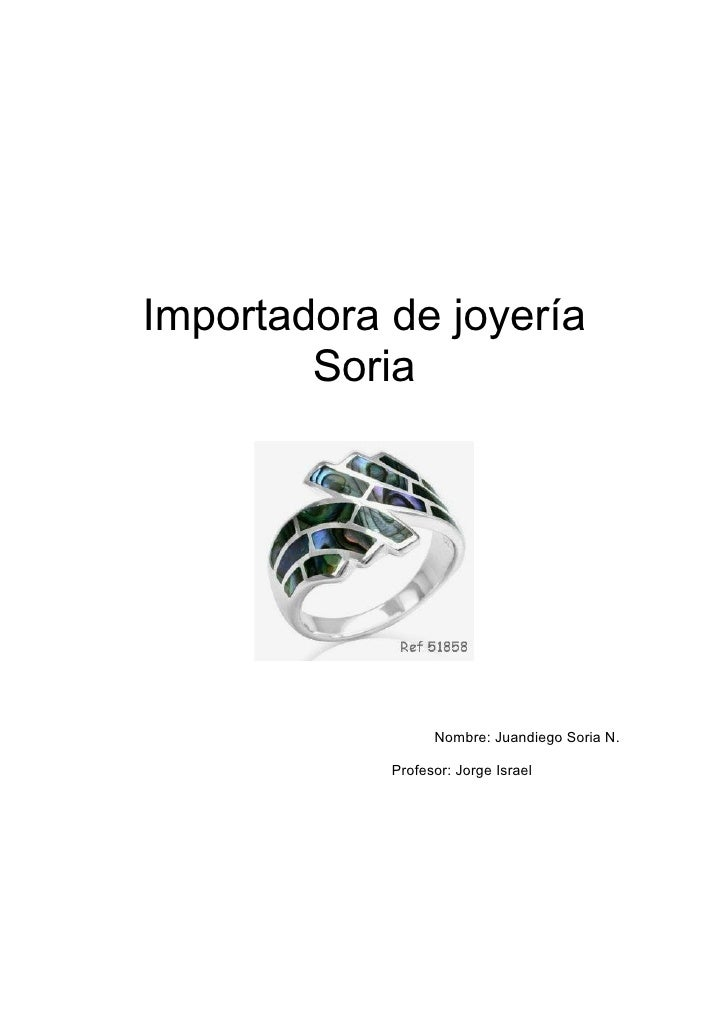 Joyerias Soria