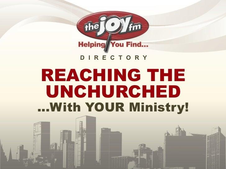 Joyfm Outreach Opp Church 1.2