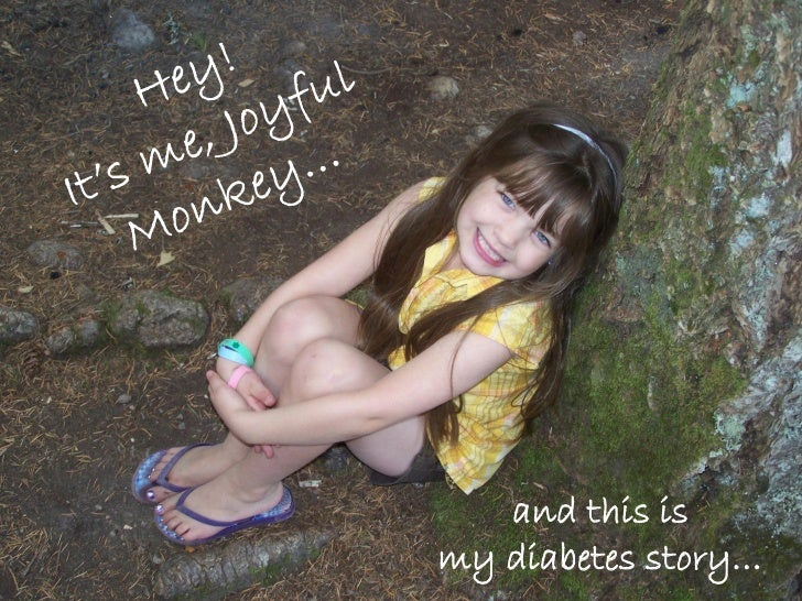 and this ismy diabetes story…