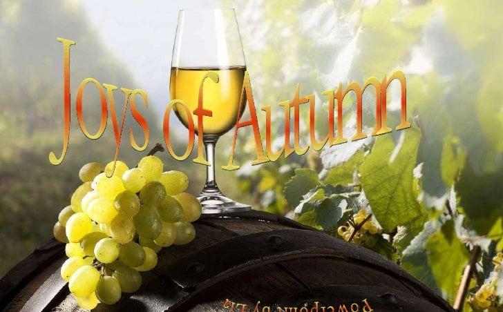 Joys of autumn (nx power lite)