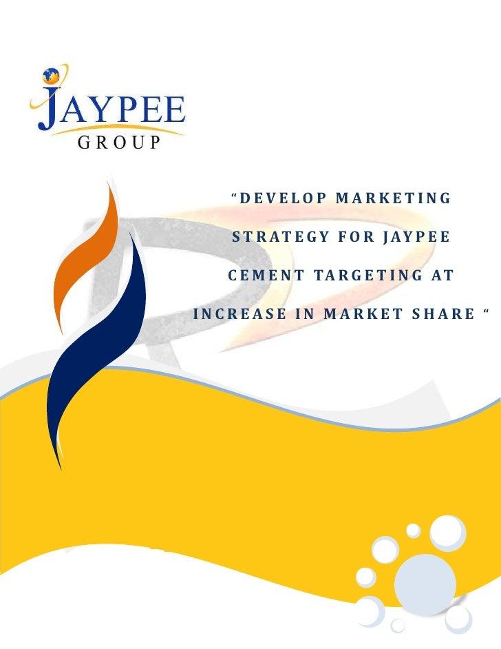 Jaypee Cement Ltd.