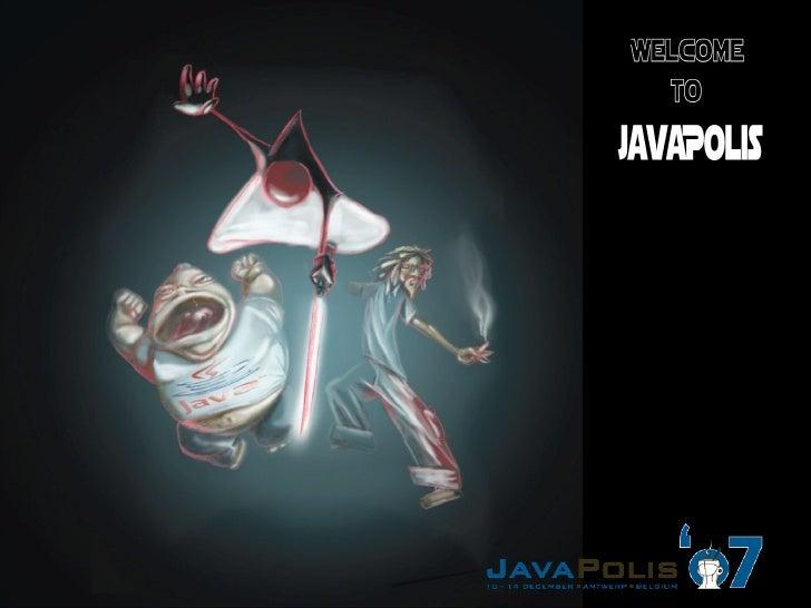 Groovy Update - JavaPolis 2007