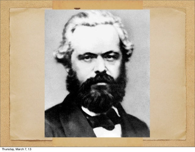 Marx                        Justice & Power, session xiThursday, March 7, 13