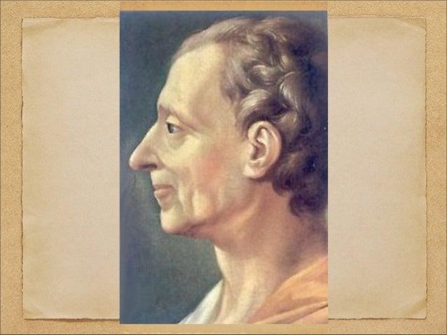 J&P Session 7 - Montesquieu