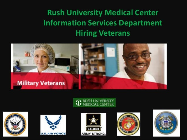 "iHT² Health IT Summit New York - Jaime Parent, VP of IT Operations & Associate CIO of Rush University Medical Center - Case Study ""Building Healthcare IT Careers for our Military Veterans"""