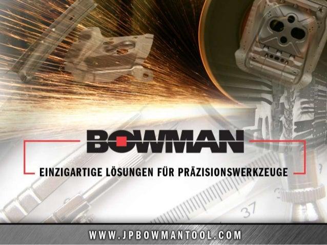 Über uns • Seit das Unternehmen im Jahr 1948 von Joseph P. Bowman gegründet wurde, ist es dem engagierten Team von J.P. Bo...