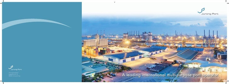 Jurong Port Corporate Brochure (2012)