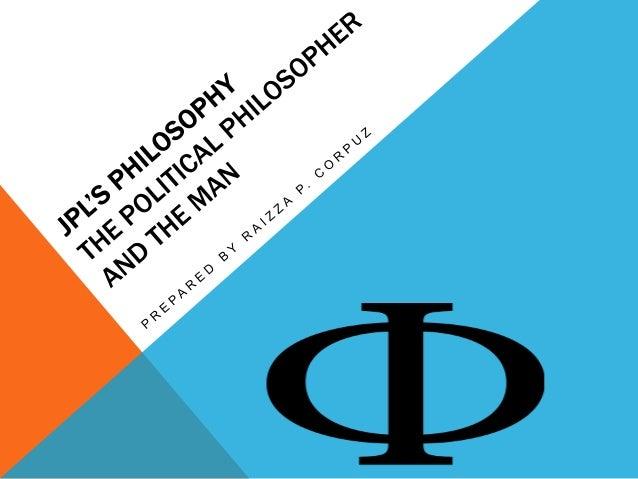 Jpl's philosophy