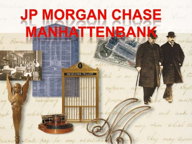 Jp morgan final ppt