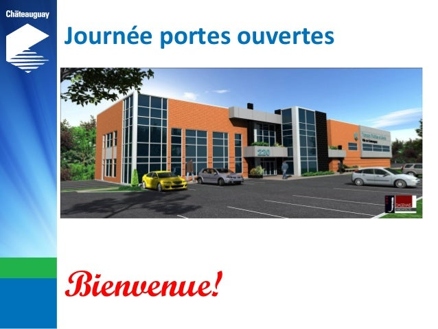 Journée portes ouvertesBienvenue!