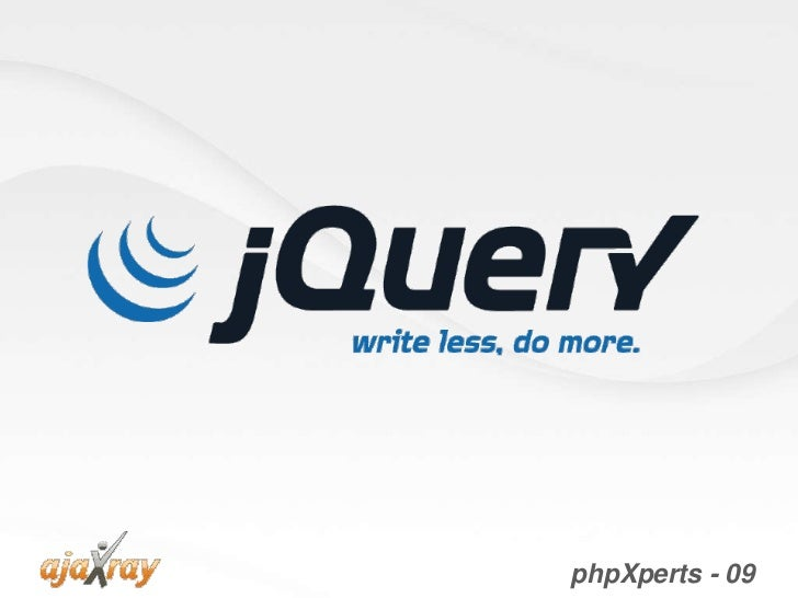 jQuery from the very beginning
