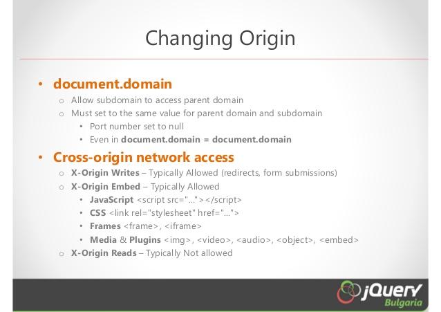 document domain