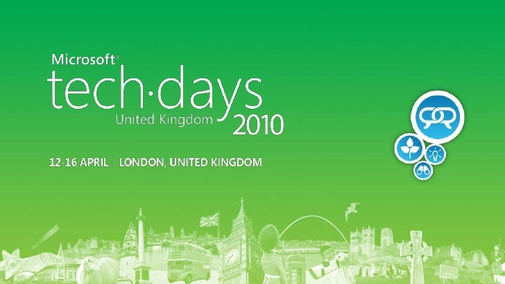 Microsoft UK TechDays - jQuery and ASP.NET