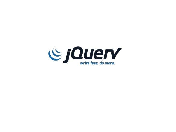 Jquery web dev workshop technocracy
