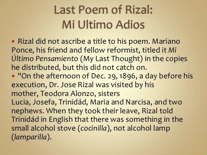rizal poems