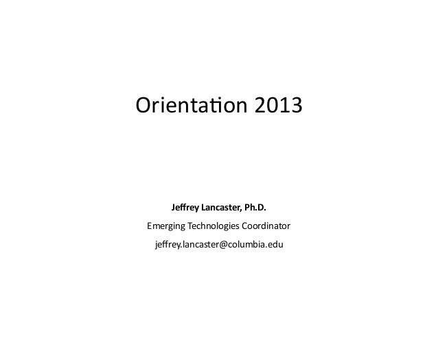 Orientation - Computer Science - 13_0827