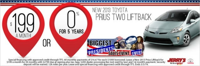 2013 Toyota Prius at Jerrys Toyota in Baltimore, Maryland