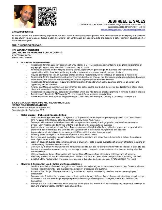 sle of updated resume 28 images updated resume sle