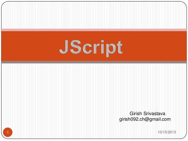 Jscript part2