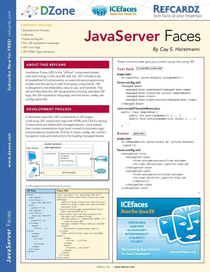 Jsf Online F
