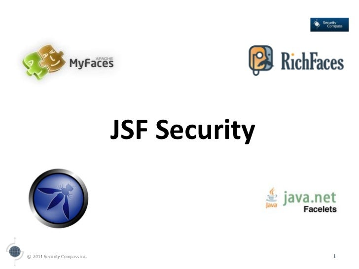 JSF Security