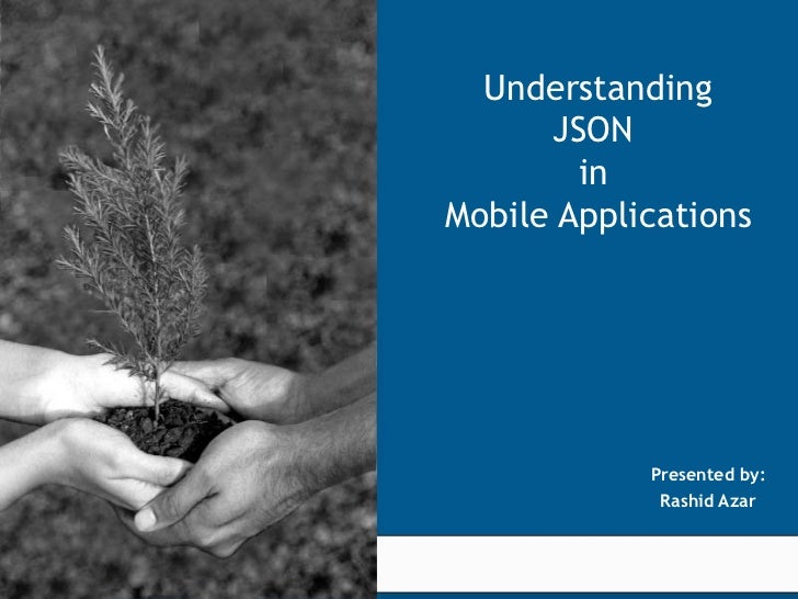 Understanding                                         JSON                                           in                   ...