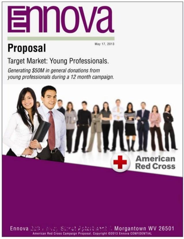 WVU - IMC 636 American Red Cross Proposal