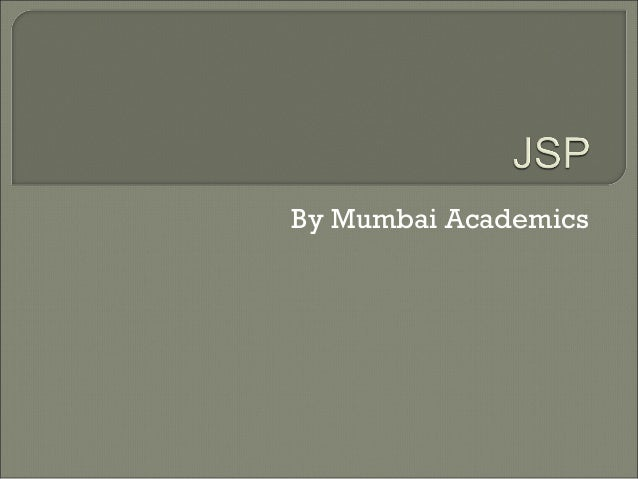 By Mumbai Academics