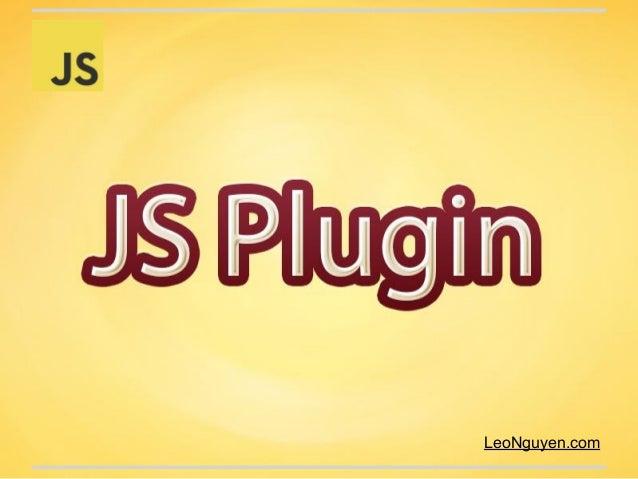 JS Plugin