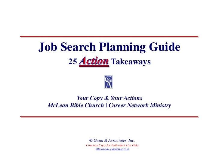Job Search Guide
