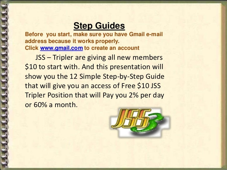 Step GuidesBefore you start, make sure you have Gmail e-mailaddress because it works properly.Click www.gmail.com to creat...