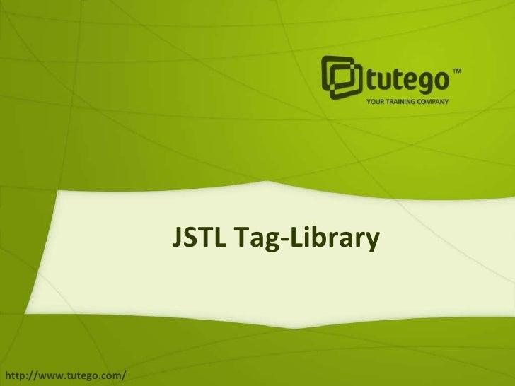 JSTL Tag-Library