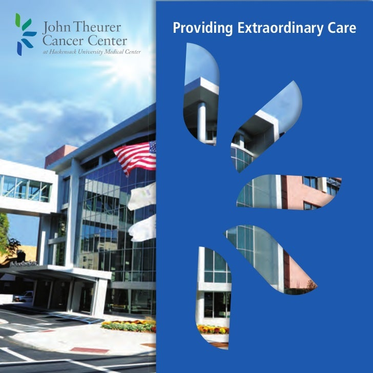 John Theurer Cancer Center at Hackensack University Medical Center