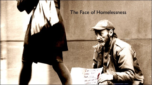 The Face of Homelessness  [Print Photo]. Retrieved from Photo Credit: Veronique (Image Focus Australia) via Compfight cc