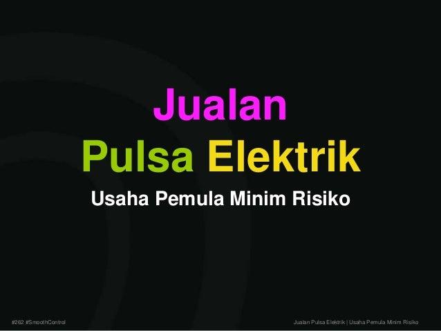 Image Result For Cara Usaha Jualan Pulsa Listrik
