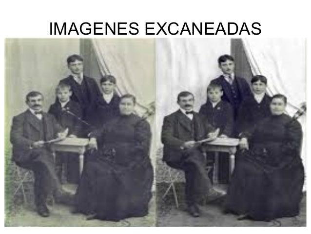 IMAGENES EXCANEADAS