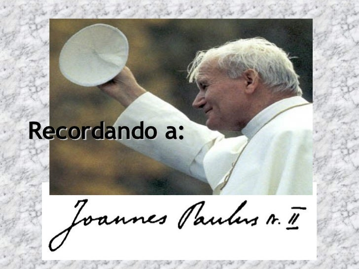 Biografia de Juan Pablo II - Biografias y Vidas .com