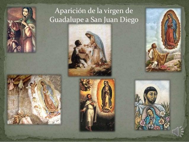 La Virgen De Guadalupe Y Juan Diego >> Juan diego