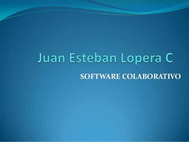 Juan esteban lopera c