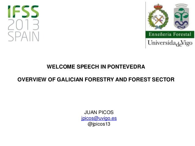 Juan picos at ifss2013 pontevedra 6.8.13