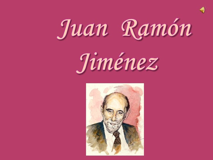 Juan ramón jimenez disco