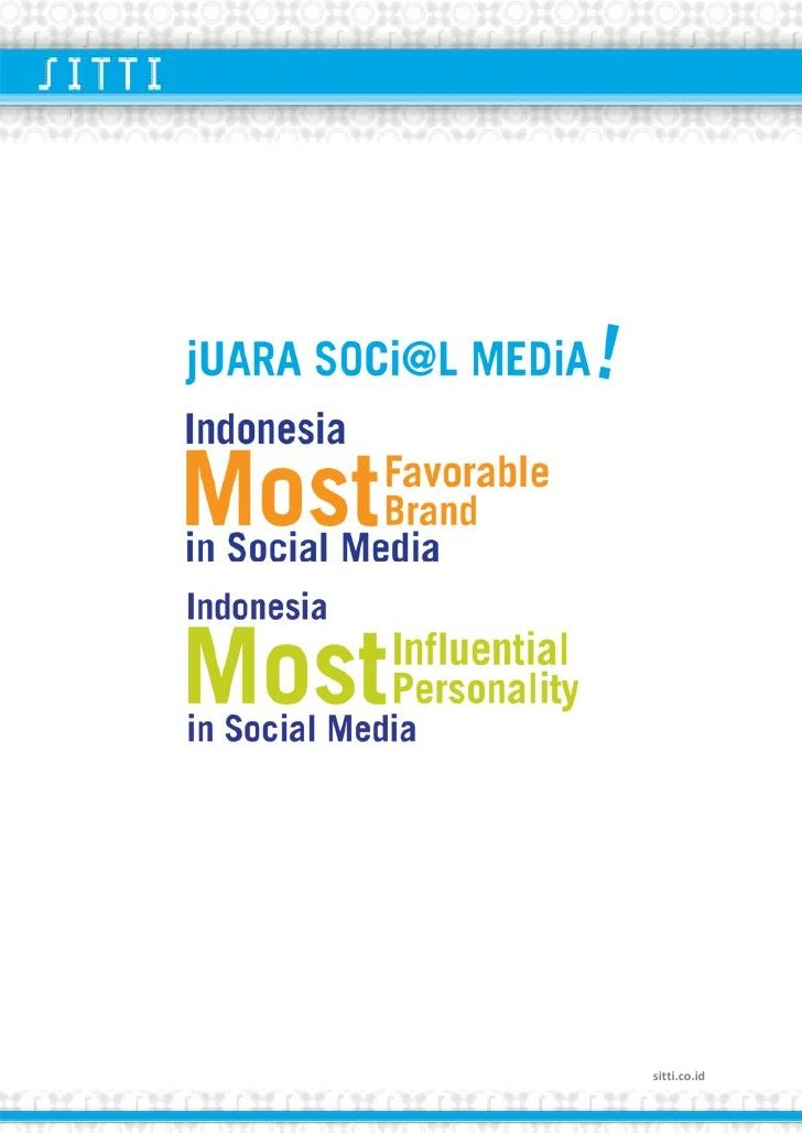 Juara social media methodology report (english)