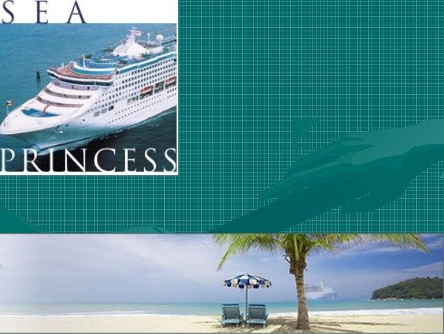 Hace 2 años, mis hijos y yo hicimos un crucero en el Mediterráneo a               bordo de un trasatlántico, el Sea Prince...