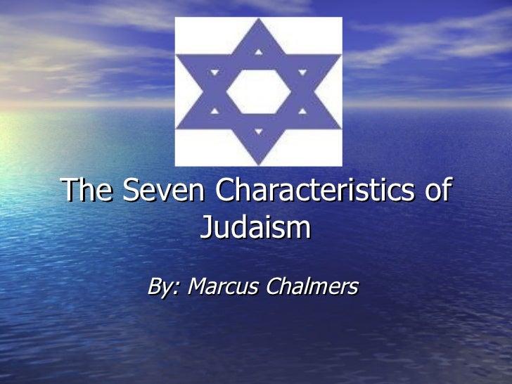 Judaism assessment