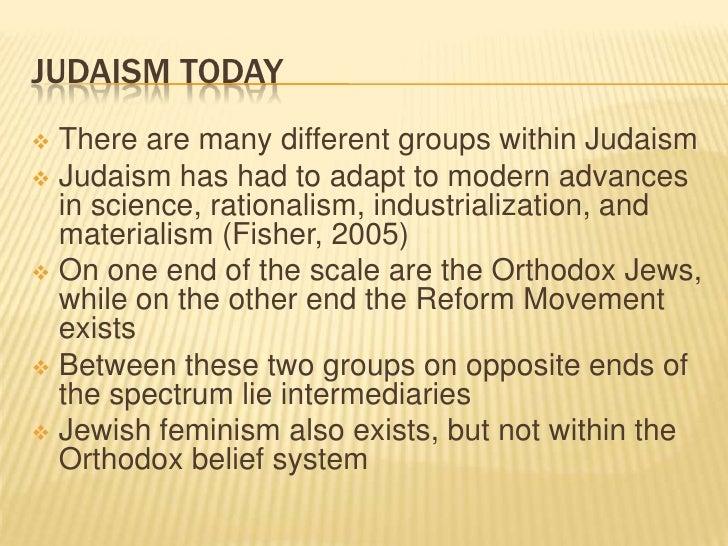orthodox and judaism essay