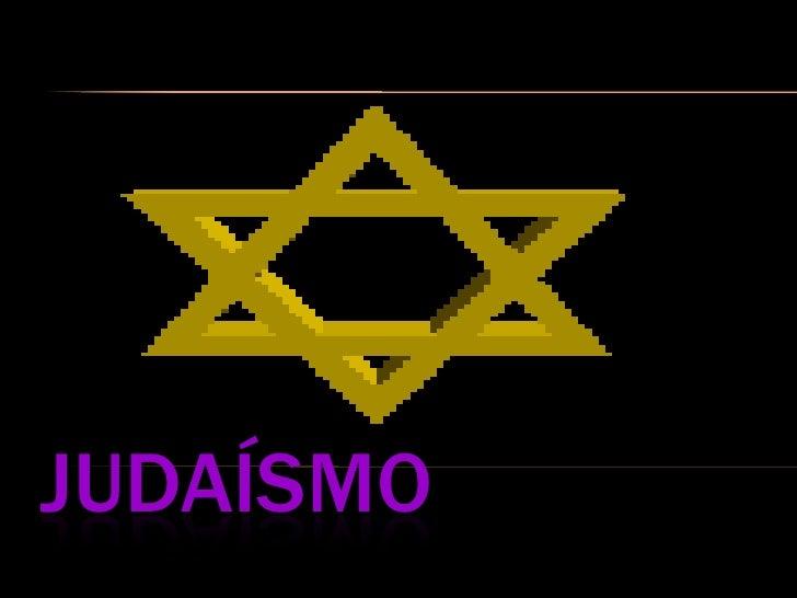 Judaísmo <br />