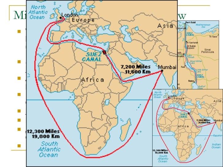Middle East Geography Overview <ul><li>Why is the Middle East a strategic location? </li></ul><ul><ul><li>It is the crossr...