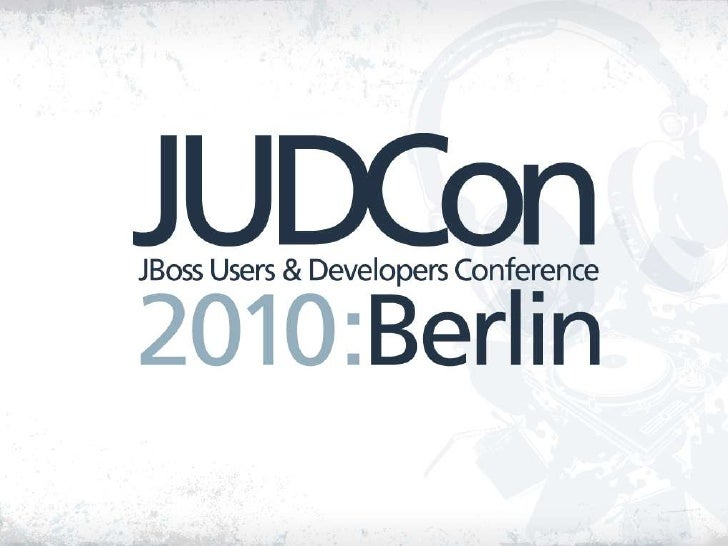 JUDCon Berlin 2010 -  practical enterprise java performance tuning
