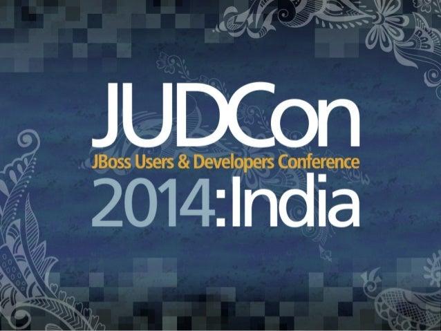 JavaEE.Next():Java EE 7,8 and Beyond Vijay Nair vijay.nair@oracle.com @FusionVJ